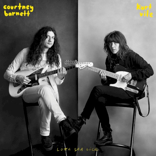 "Courtney Barnett and Kurt Vile: ""Over Everything"""