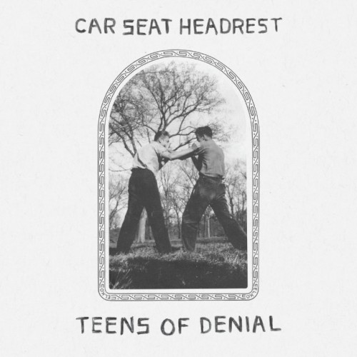 Car Seat Headrest: Fill in the Blank