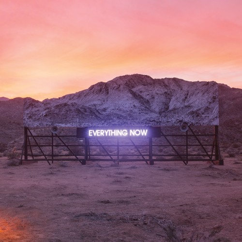 "Arcade Fire: ""Everything Now"""