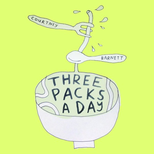"Courtney Barnett: ""Three Packs a Day"""