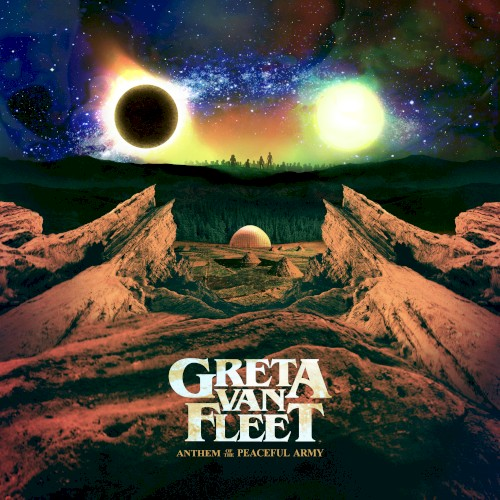 "Greta Van Fleet: ""When The Curtain Falls"""