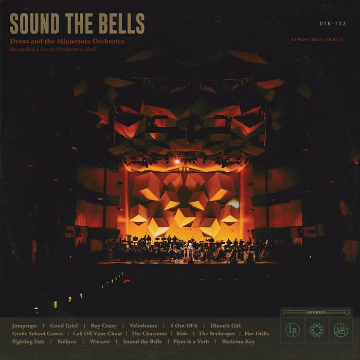 """Dessa & the Minnesota Orchestra: """"Velodrome - Live"""""""