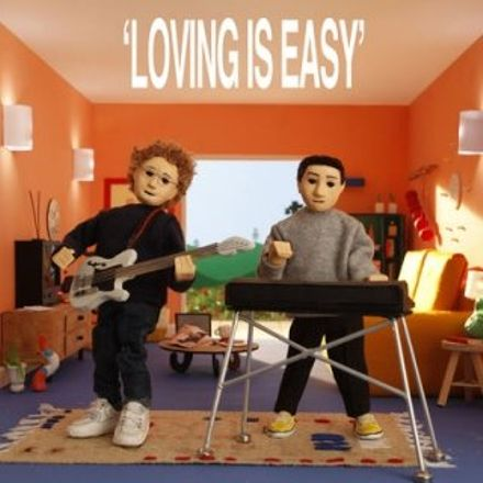 "Rex Orange County: ""Loving Is Easy (feat. Benny Sings)"""